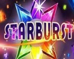 Играть в слот Starburst Сияние