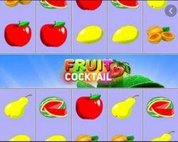 Играть в игровой автомат Фруктовый коктейль 2