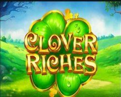 Играть в игровой автомат Играть в слот Clover Riches