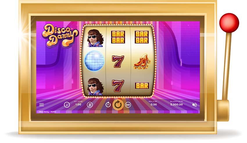 Игровой автомат Disco Danny (Диско Дэнни)
