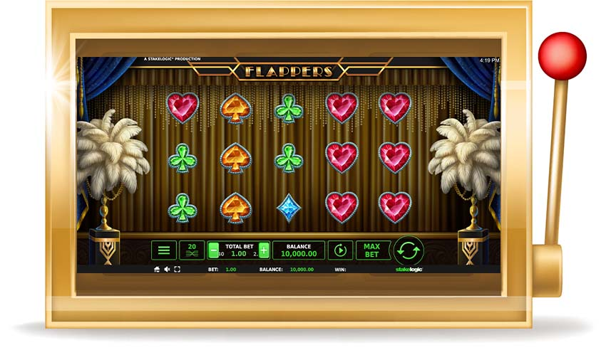 Игровой автомат Flappers(Флапперс)