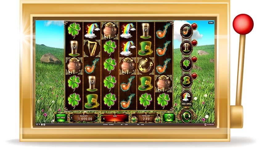 Игровой автомат 1st Of The Irish (Первый из ирландцев)