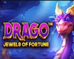 Играть в игровой автомат Drago: Jewels of Fortune