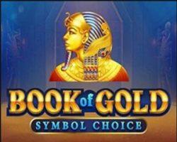 Играть в игровой автомат Book of Gold: Symbol Choice