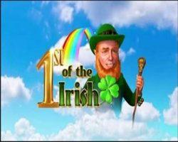 Играть в игровой автомат 1st Of The Irish