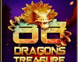 Играть в игровой автомат 88 Dragons Treasure