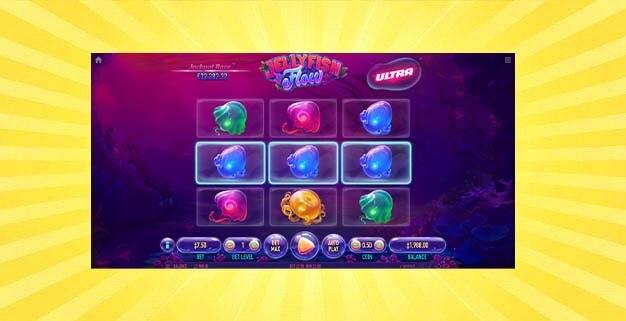 Игровой автомат Медуза