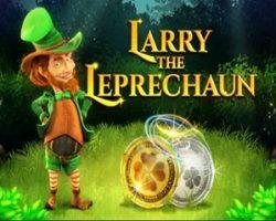 Играть в игровой автомат Larry the Leprechaun