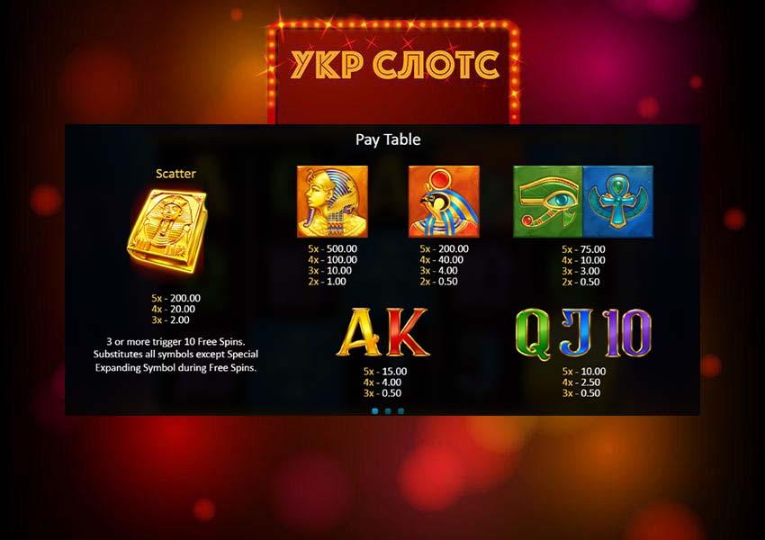 Игровой автомат Book of Gold: Symbol Choice