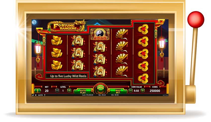 Игровой автомат Fortune Rangers(Рейнджери Удачи)