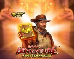 Играть в игровой автомат Book of Adventure Super Stake Edition