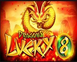 Играть в игровой автомат Dragons Lucky 8