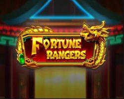 Играть в игровой автомат Fortune Rangers