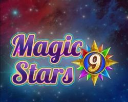 Играть в игровой автомат Magic Stars 9