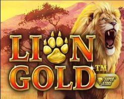 Играть в игровой автомат Lion Gold